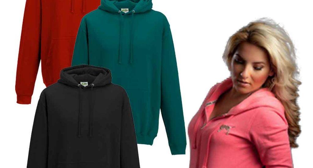 Hoodies bei Konny Design - Lifestyle in Vollendung!